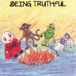 Being Truthful storybook - square